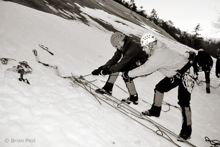 Get all caught up and up to speed on your snow and ice anchors!