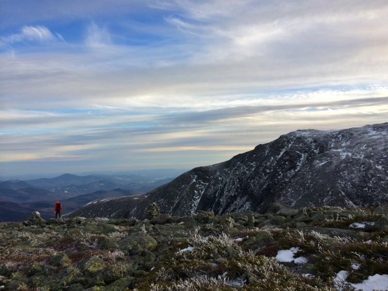 Mount Washington one day ascent Clinic