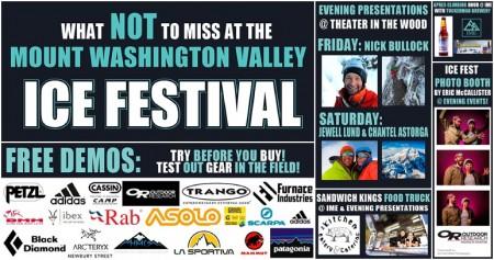 Nick Bullock - Mount Washington Valley Ice Fest